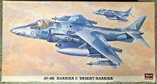 """1/48 Hasegawa AV-8B """"Desert Harrier"""""""