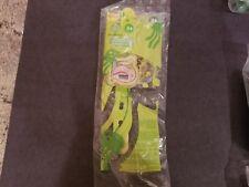 2011 Burger King Nickelodeon Sponge Bob Toy Figure Sealed In Bag