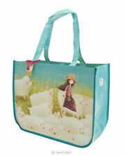 Santoro Kori Kumi - Large Shopping Bag - Große Einkaufstasche - Buttercup Meadow