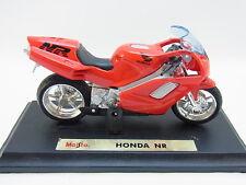 Lot 31059   Maisto Honda NR Rosso Die-cast 1:18 MOTO