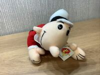 Popeye Sweet Pea Plush Rare Soft Toy Large 10 Inch Collectable Retired Baby
