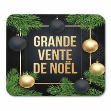 Mouse Pad Grande Vente De Noel Lovely Computer PC Non slip Mouse Mats Table