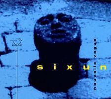 SIXUN - Nouvelle vague - CD DIGIPACK 2002 SIGILLATO SEALED