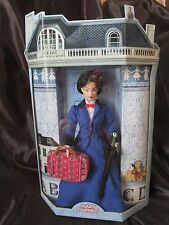 "Disney Collectible Doll Mary Poppins RARE Broadway Theatrical Show 12"" Barbie"