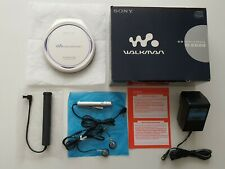 VINTAGE SONY DISCMAN PERSONAL PORTABLE CD PLAYER D-E888 WALKMAN  LIMITED EDITION