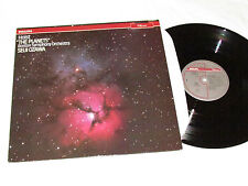 HOLST The Planets LP Philips 1980 Boston Symphony Orchestra & Seiji Ozawa NM/VG+