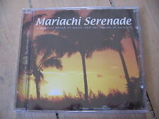CD MARIACHI SERENADE - A MAGICAL BLEND OF MUSIC AND SOUNDS...  / neuf & scellé