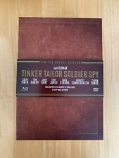 Tinker Tailor Soldier Spy 2011 Limited Deluxe Edition Blu-Ray Box Set