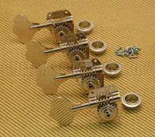 TK-0791-L01 Lefty Schaller BML Compact Bass Tuners Nickel 4-Inline Vintage Style