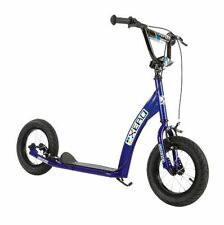 Eurotrike Xero 12 BMX Scooter Blue With Pump up Tyres XG15