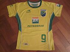Camisa para mujer cbhb Brasil Bola De Mano-Tamaño Grande-pena