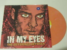 IN MY EYES The Difference Between LP ORANGE pushead REVELATION records UNPLAYED