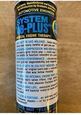 Set of 11 cans system 48 Plus oil additive engine car automotive