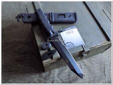 Original Czech Army Modern Battle Knife for Czech CZ Bren 805 - High Quality CZ