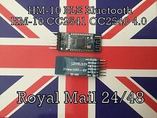 HM-10 CC2541 CC2540 4.0 BLE Bluetooth UART Transceiver Module Central Switching