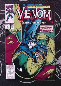 Venom Lethal Protector #3 & 6 Marvel Symbiotes Spider-Man MCU Michelinie Bagley