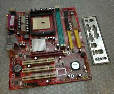MSI MS-7181 VER:10 Socket 754 Motherboard / System Board with Back Plate