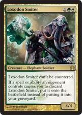 MAGIC THE GATHERING - RETURN TO RAVNICA  - LOXODON SMITER X3 - NrMt