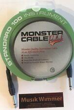 Monster Cable Prolink  Standard 100 Instrument