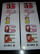 3 ORIGINAL SPICE GIRLS PROMOTIONAL DISPLAY STREAMERS