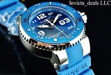 NEW Invicta Men's 52mm XL GRAND Pro Diver Quartz Blue Tone Blue Dial SS Watch