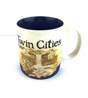 Starbucks 2011 Twin Cities Mug 16oz Global Icon Series Minnesota Coffee Cup