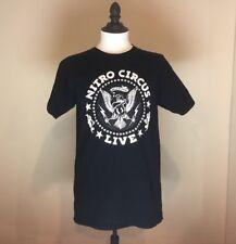 NITRO CIRCUS LIVE Mens black t-shirt Size L