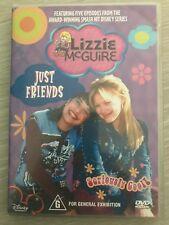 Lizzie McGuire: Just Friends. (2005) Disney DVD - Region 4 - Free Post!