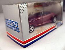 Edocar Super Series- Concept Car - 10cm
