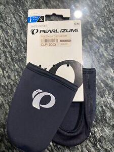 Black Pearl Izumi ELITE Thermal Toe Covers Size S/M Men's Shoe 6-9 Women's 8-11