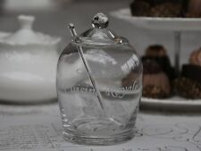 exlusives Marmeladenglas  mit Löffel Cuisine Royale