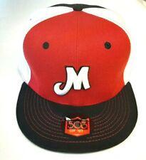 Portland Mavericks Fitted Baseball Cap *Slight Defect*