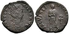 Aelia flacilla (383-388 DC) AE follis. Constantinopla #WD 4308