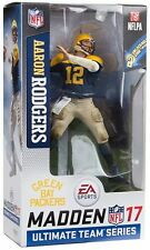 MCFARLANE ULTIMATE TEAM MADDEN NFL 17 AARON RODGERS SERIES 2 PACKERS
