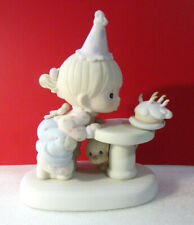 Precious Moments May Your Every Wish Come True Birthday Figurine