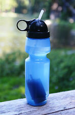 Sport Berkey Water Bottle Filter purifier gym 700ml outdoor shaker ~Not labeled~