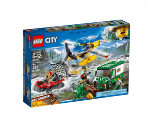 LEGO 60175 City Mountain River Heist  BRAND NEW