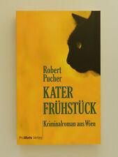 Katerfrühstück Robert Pucher Kriminalroman aus Wien
