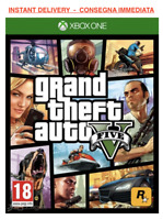 GTA 5 V xbox one NO CD NO KEY DIGITALE