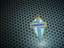 FK Buducnost Titograd-Patch-(3 x 1,8)