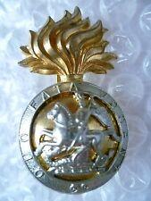 Badge-  Northumberland Fusiliers Cap Badge Slider Bi-Metal