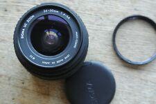 Sigma UC Canon EF Zoom 24-50  1:4-5.6  AF  Lens NICE
