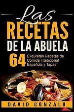 Recetas, Recetas de Cocina, Recetas Saludables: Las Recetas de la Abuela: 64...