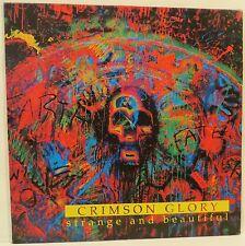 Crimson Glory - ´´Strange & Beautiful´´ - great US Metal CD 1991 Roadrunner rec.