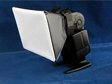 2 PCS Portable Universal Flash Diffuser Softbox for all brands Camera speedlite