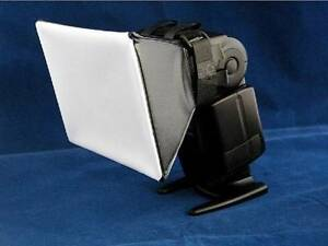 2 PCS Portable Universal Flash Diffuser Softbox for all brands Camera speedlite