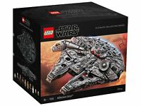 BRAND NEW! LEGO Star Wars UCS Millenium Falcon (75192) Extremely Rare!