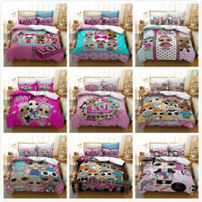 LOL Surprise! Collection Single/Double/Queen/King Bed Quilt Cover Set