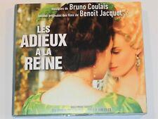 Bruno Coulais LES ADIEUX À LA REINE AU FONDS DES BOIS VILLA AMALIA Soundtrack CD