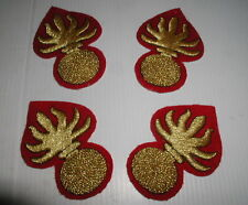 French Napoleonic Artillery Officers Turnback insignia